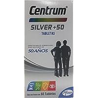 Centrum Tabletas Silver, 60 Piezas