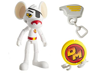 talk and pose feature figure Delivery is Free 25cm Danger Mouse 10inch