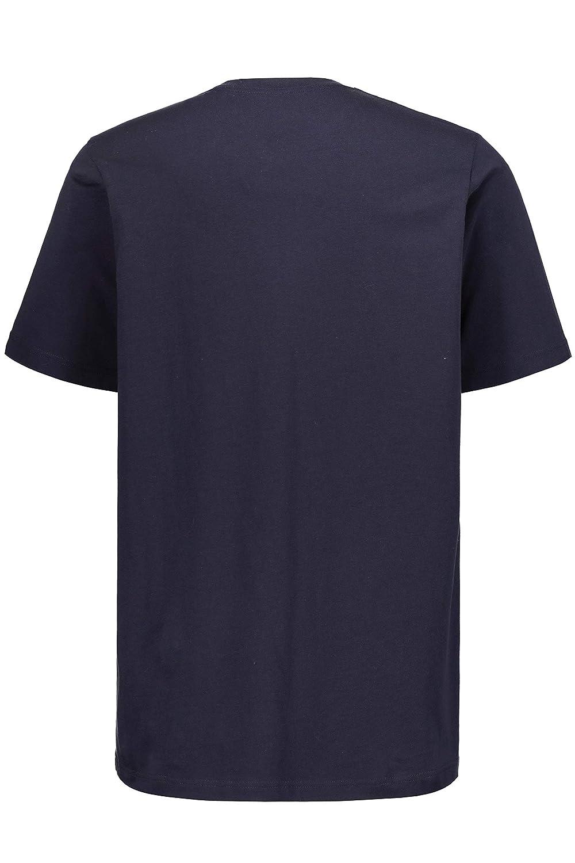 51ac615eea31a JP 1880 Men s Big   Tall Cotton Rich Basic Tee 702415  JP 1880  Amazon.co.uk   Clothing