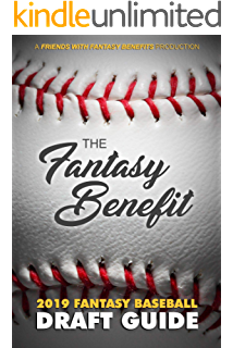The Fantasy Baseball Black Book 2019 (Fantasy Black Book 13