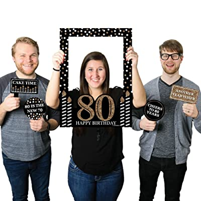 Photo Booth Frame and Props
