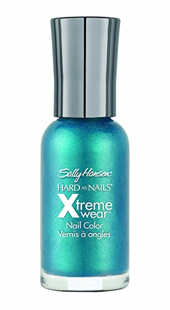 Amazon.com : Sally Hansen Hard as Nails Xtreme Wear, Marine Scene ...
