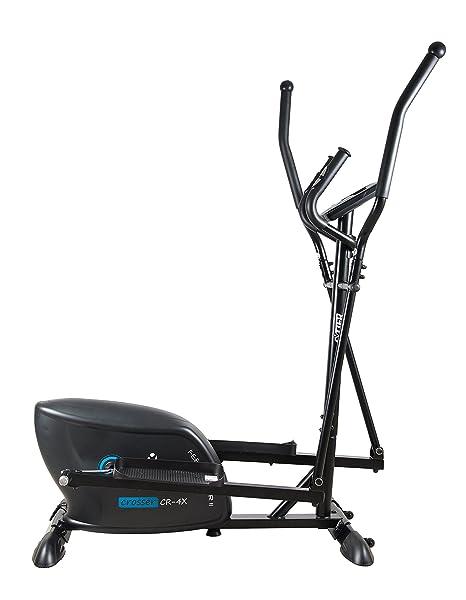 FYTTER Bicicleta Elíptica Crosser Cr-4X Negro: Amazon.es: Deportes ...