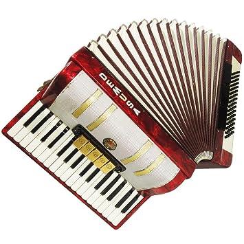 Demusa, 80 Bass, made in Germany, Rare, Nice Used Piano