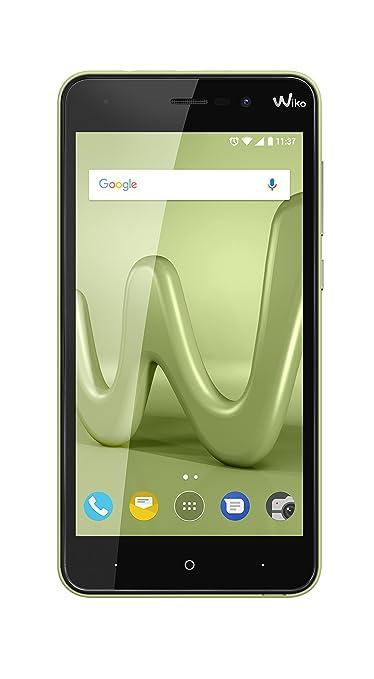 4 opinioni per Wiko Lenny 4 Smartphone, 16 GB, Lime