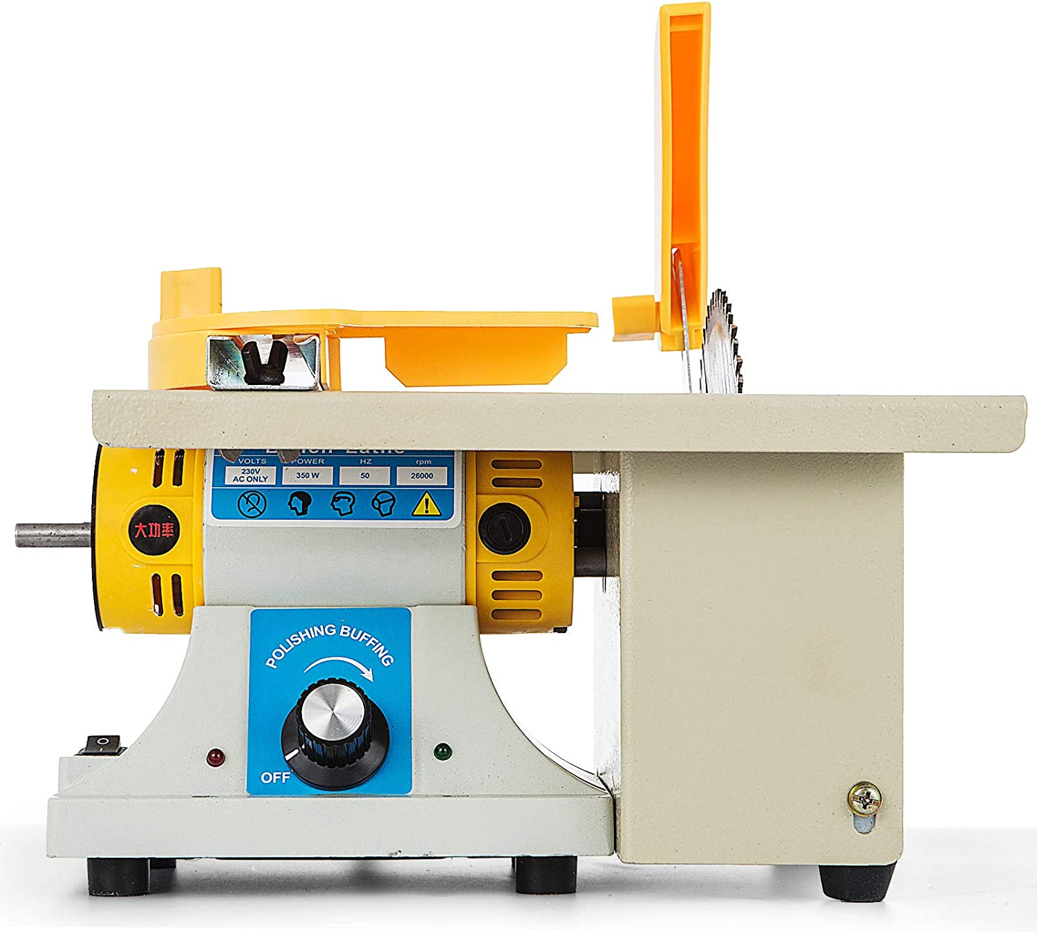 Mophorn carving machine Table Saws product image 3