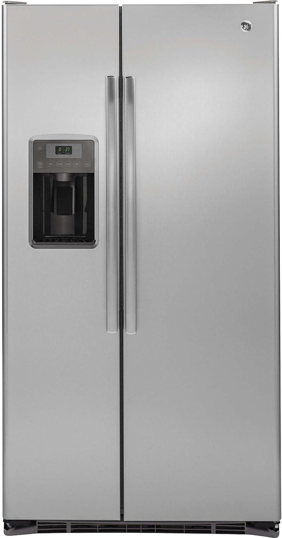 GE GZS22DSJSS Side Refrigerator