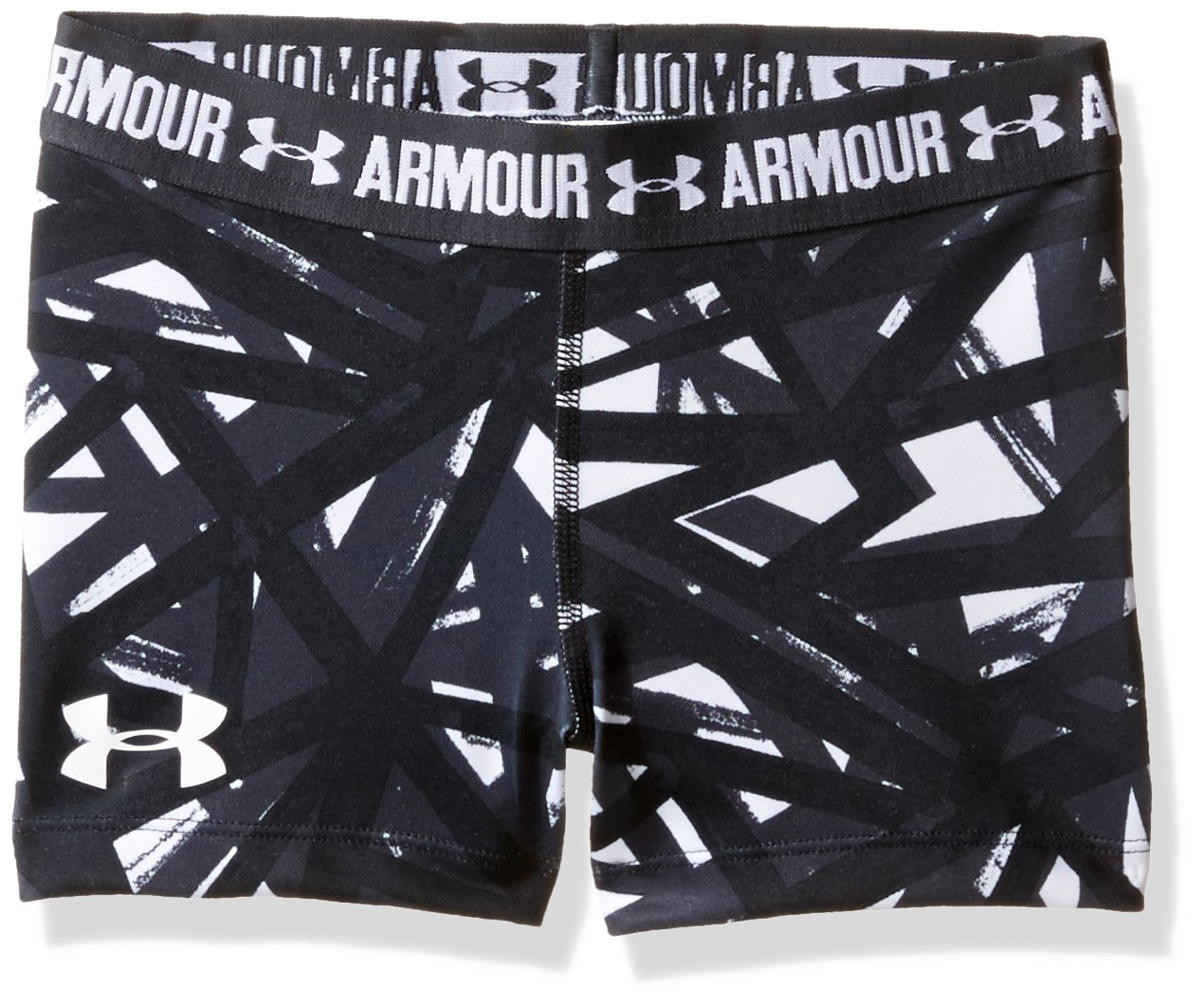Under Armour Printed Shorty, Pantaloncino Bambina