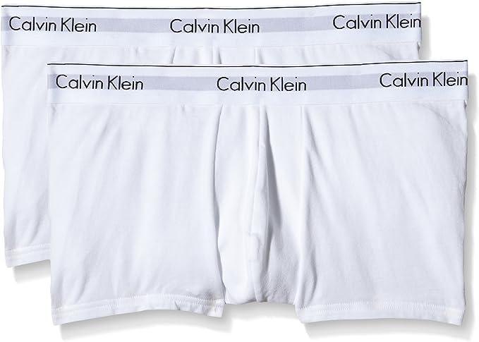 Calvin Klein Calzoncillos (Pack de 2) para Hombre: Amazon.es: Ropa ...
