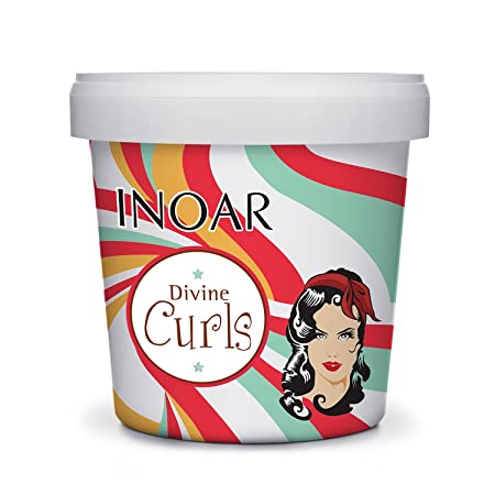 Inoar Professional   Divine Curls Hair Mask   450gr / 15.87oz by Inoar Professional
