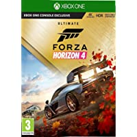 Forza Horizon 4 - Ultimate Edition | Xbox One/Win 10 PC - Code jeu à télécharger