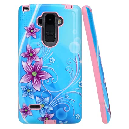 Amazon.com: LG G Stylo Funda, style4u diseño impreso Slim ...
