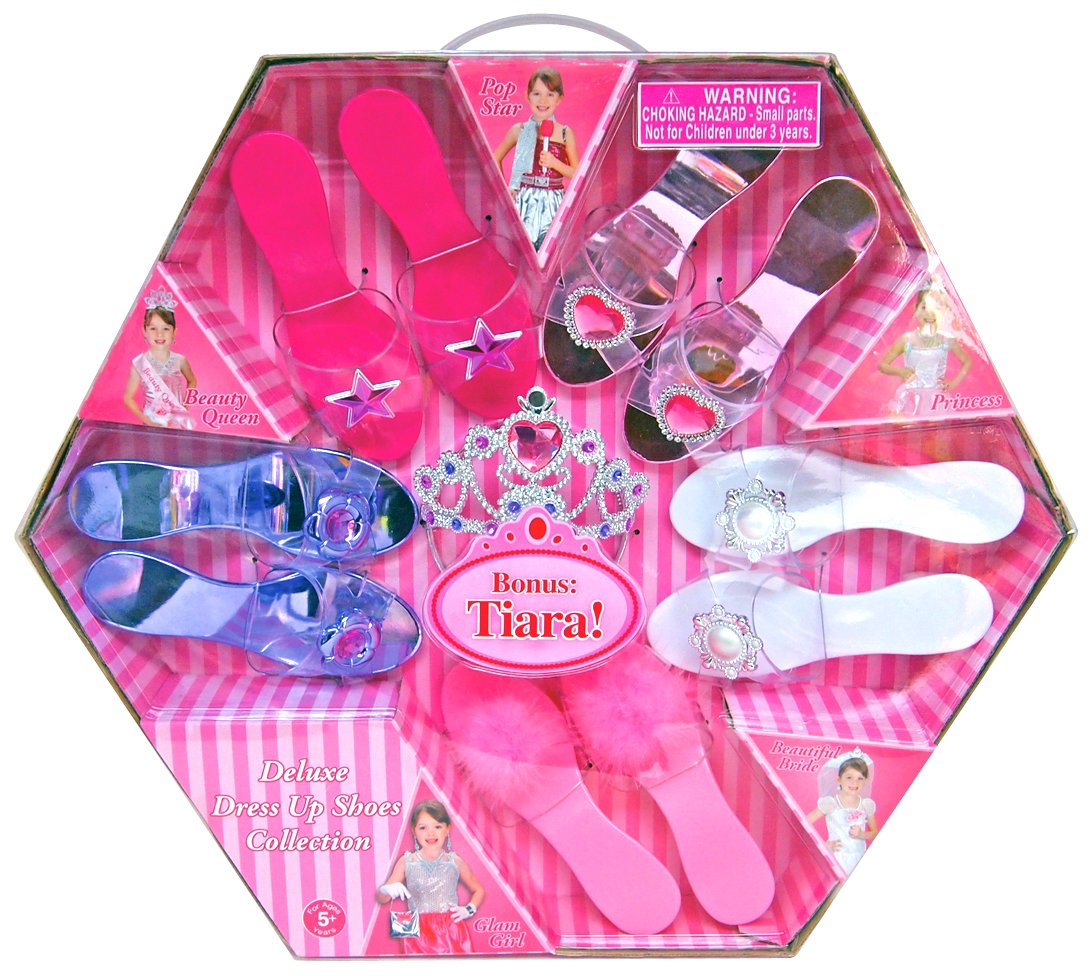 What Kids Want Deluxe Dress Up Shoes Collection What Kids Want! 27234