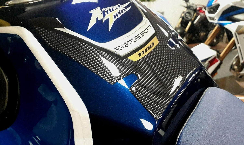 Adhesivo 3D Dep/ósito Moto Compatible Honda Africa Twin Adventure Sports 1100L