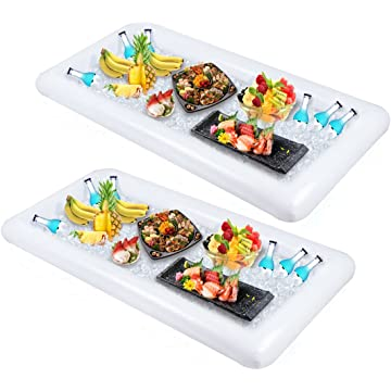 Moon Boat Inflatable Tray