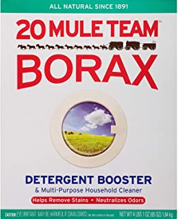 product image for 20 Mule Team Borax 00201 Lot of 2 Laundry Booster Household Cleaner 65 Oz. Boxes