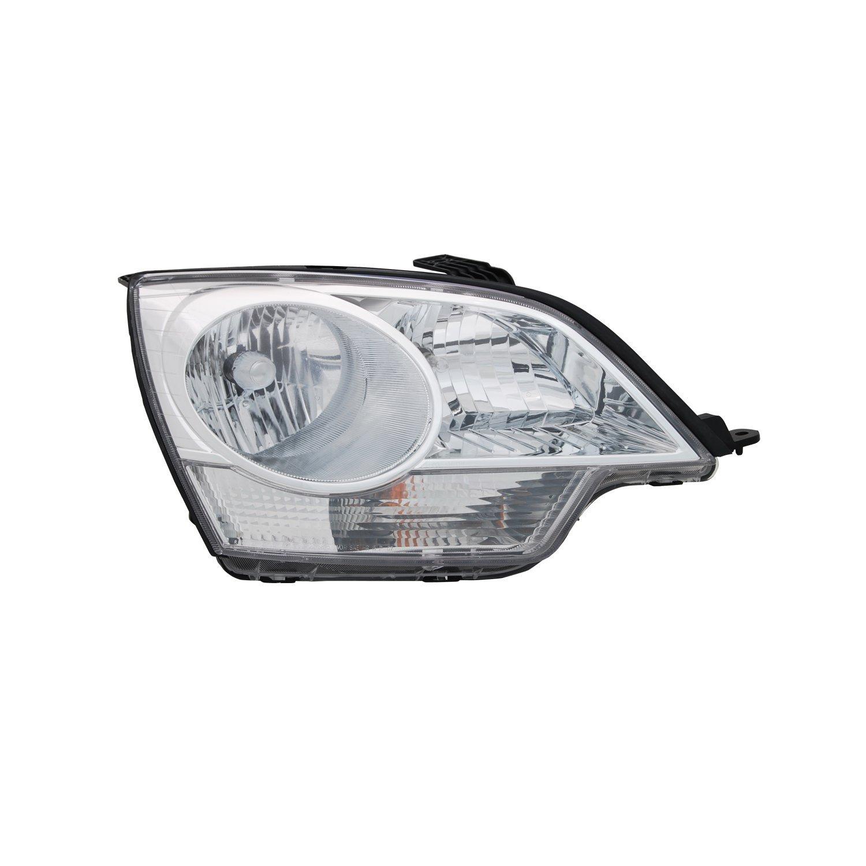 TYC 20-6896-00-9 Left Replacement Head Lamp