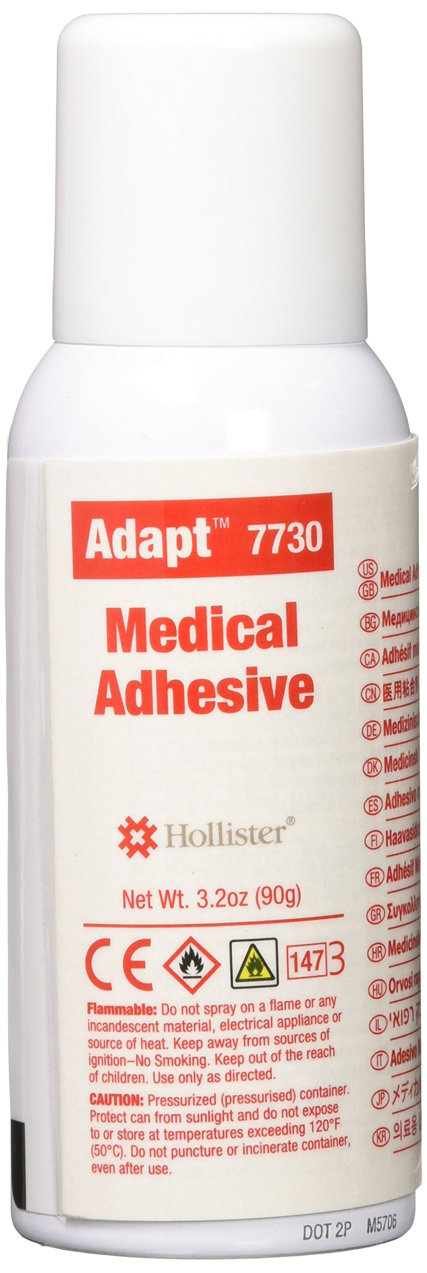 Hollister Medical Adhesive, 3.2 Ounce, HOL7730
