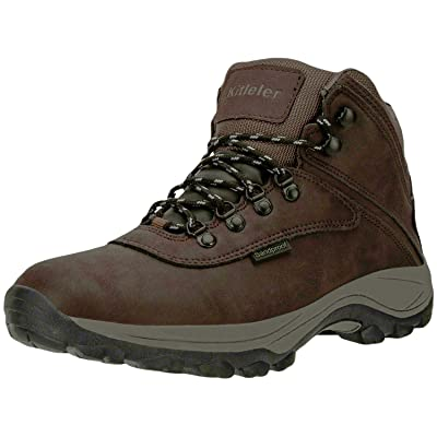 Kitleler Mens Lightweight Ankle Boots Hiking Waterproof Boots | Backpacking Boots