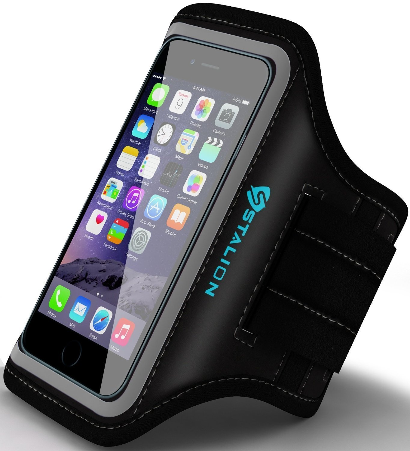 ipod touch armband stalion sports running exercise