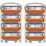 Gillette Fusion Power Razor Blade Refills for Men (8 Count), Mens Razors / Blades