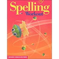 Spelling Workout 2002 Edition - Student Edition (Level A, Grade 1)