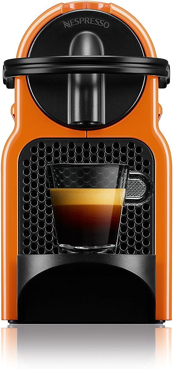 DeLonghi Nespresso Inissia EN 80.O - Cafetera automática, 19 bares ...