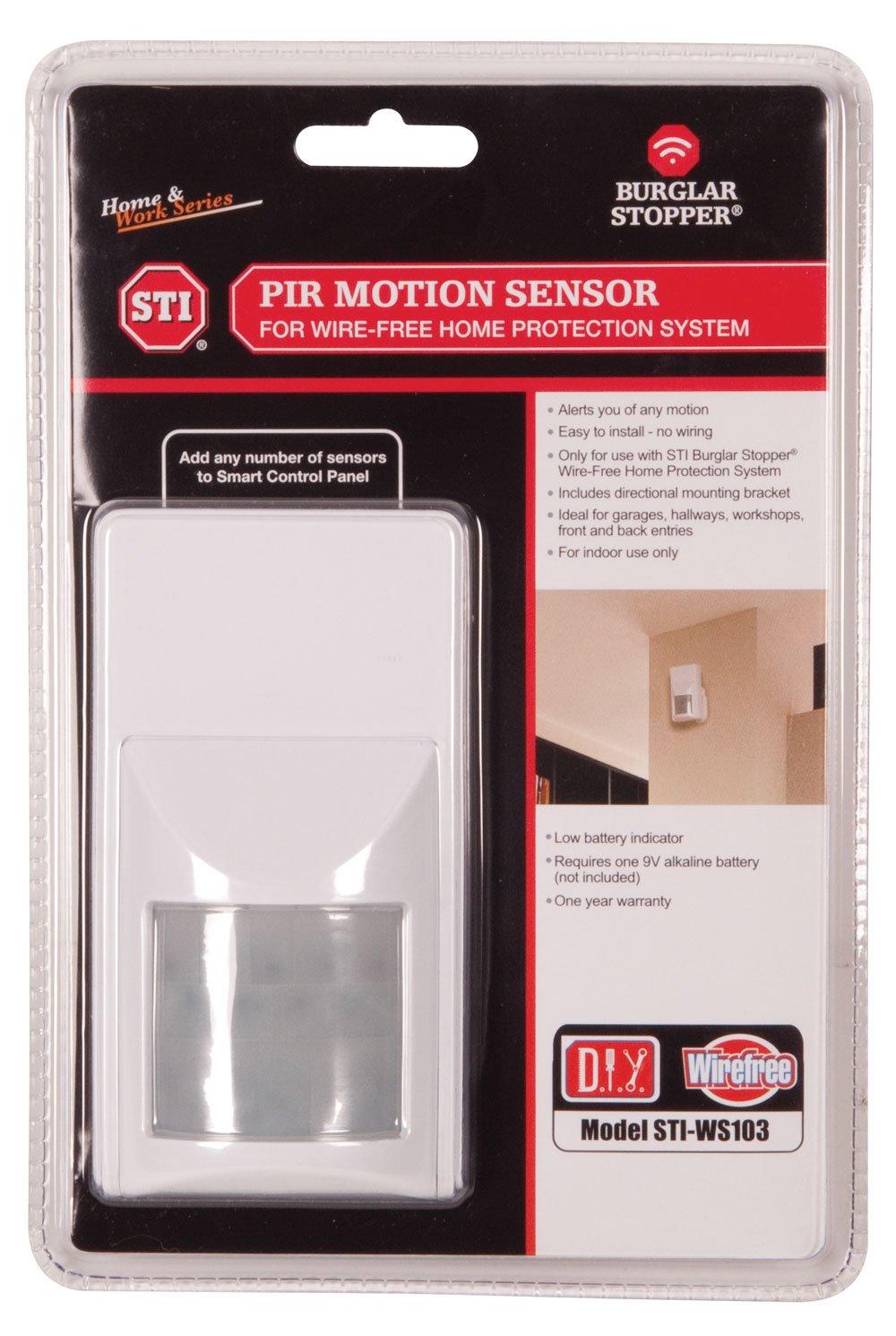 Safety Technology International, Inc. STI-WS103  Burglar Stopper PIR Motion Sensor by Safety Technology International, Inc. (Image #2)