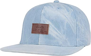 Gorra Vans – Allover It Acid Wash azul talla: OSFA (Talla única ...