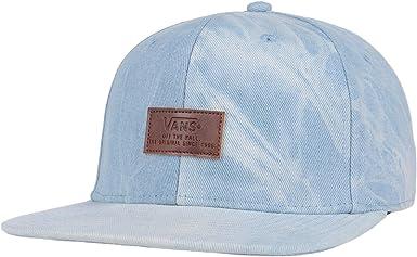 Gorra Vans – Allover It Acid Wash azul talla: OSFA (Talla única ...