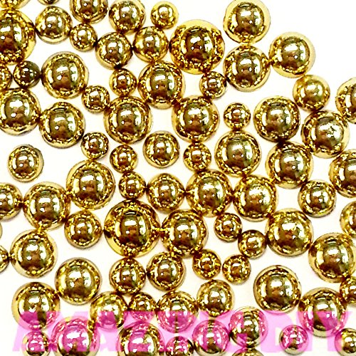 Best flat back pearls for crafts gold for 2019