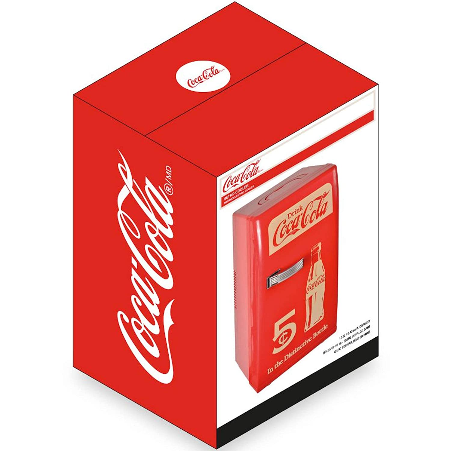 Nevera 12L Coca-Cola: Amazon.es: Electrónica
