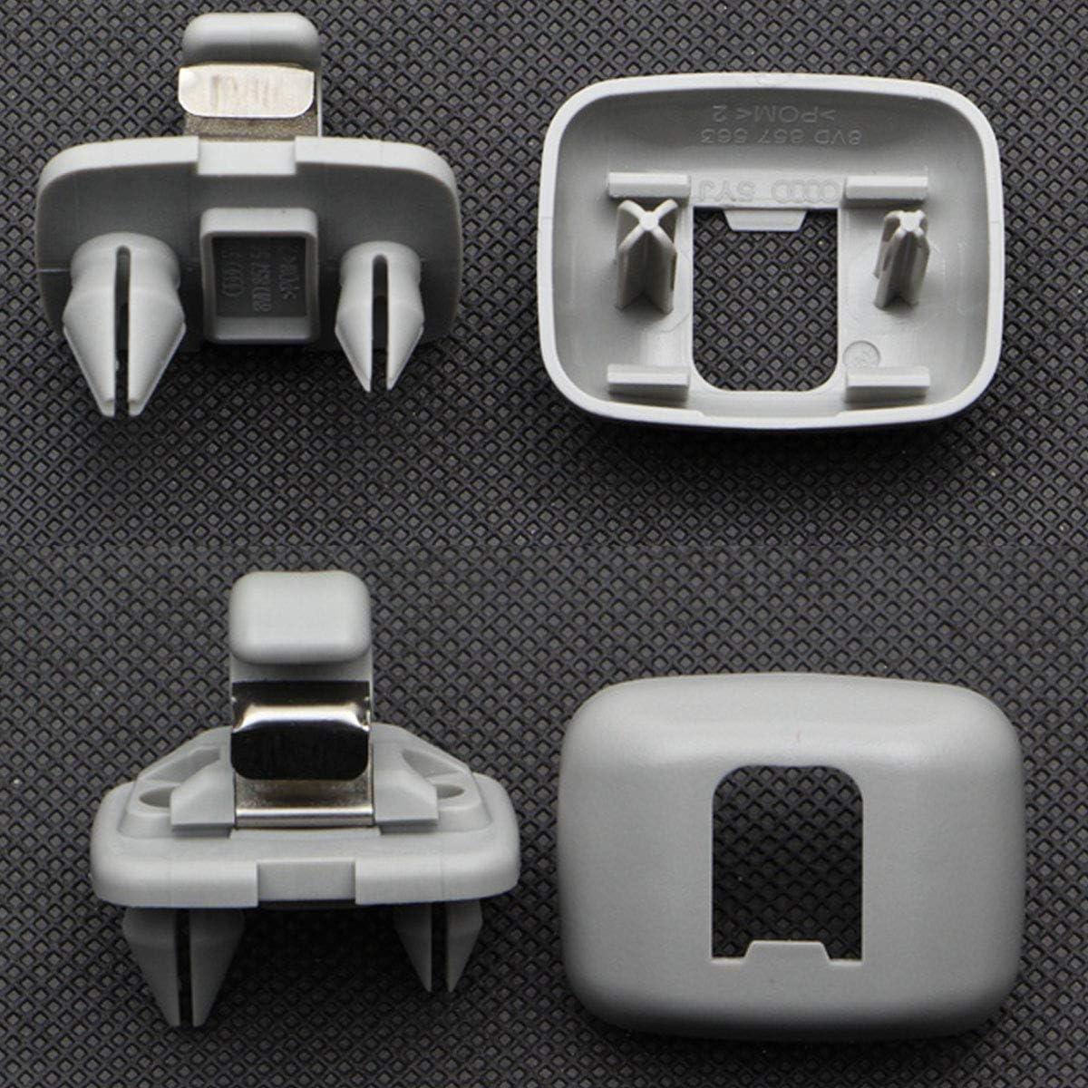 XUNGED Queue Antibrouillard Couverture Arri/ère Brouillard Arri/ère Lampe Arri/ère Garniture Lampe Hoods Accessoires for Ford Ranger 2016 Accessoires T6 T7 T8 Wildtrak Raptor Color : Black