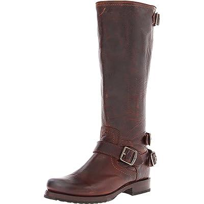 FRYE Women's Veronica Back-Zip Boot | Knee-High
