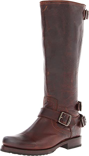 dc869950cb2c FRYE Women s Veronica Back-Zip Boot