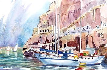 bateau à gicler