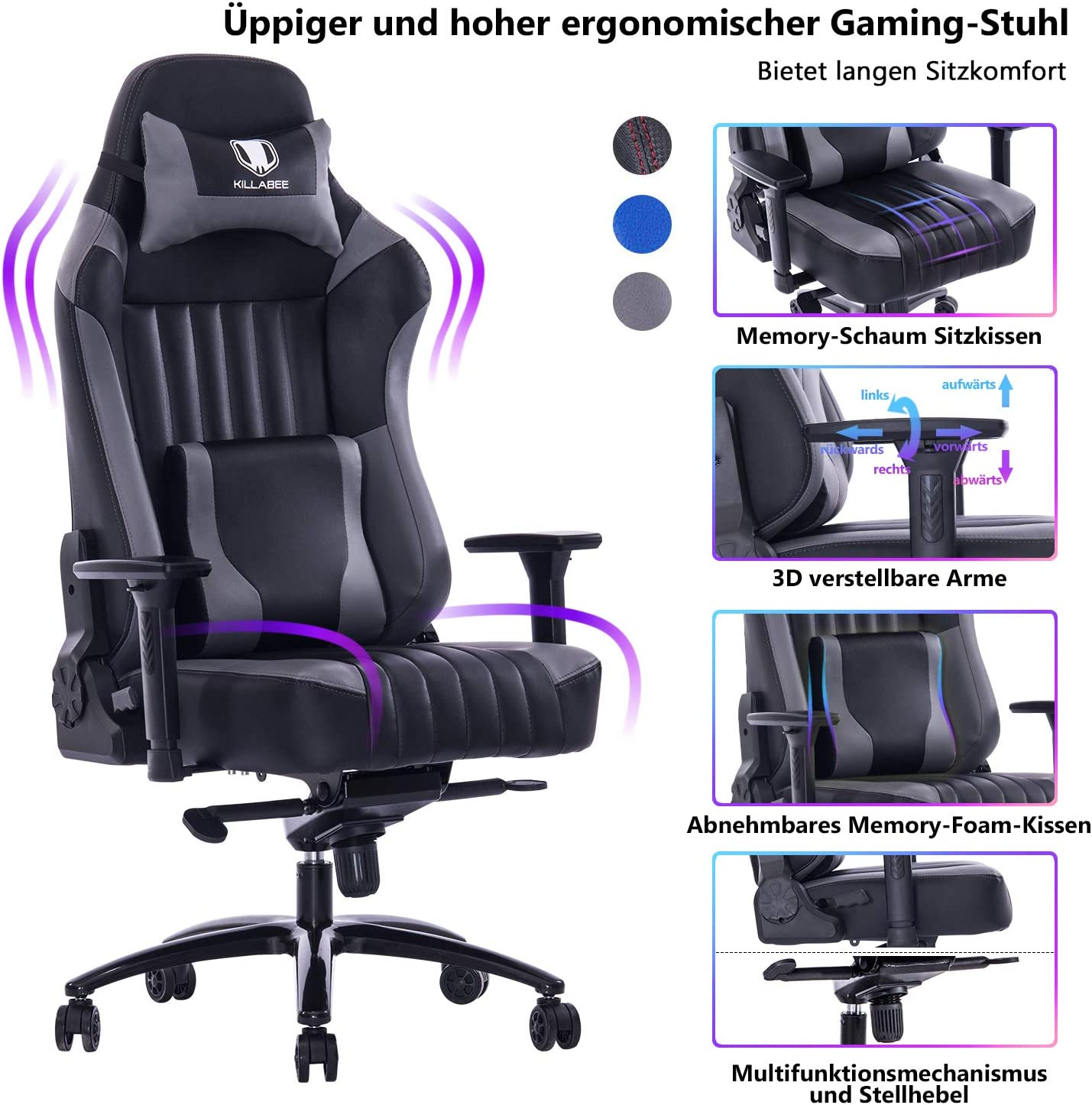 gaming stuhl amazon