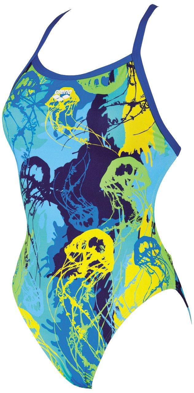 Mujer 46 Azul Arena Underwater One Piece Ba/ñador Royal//Royal