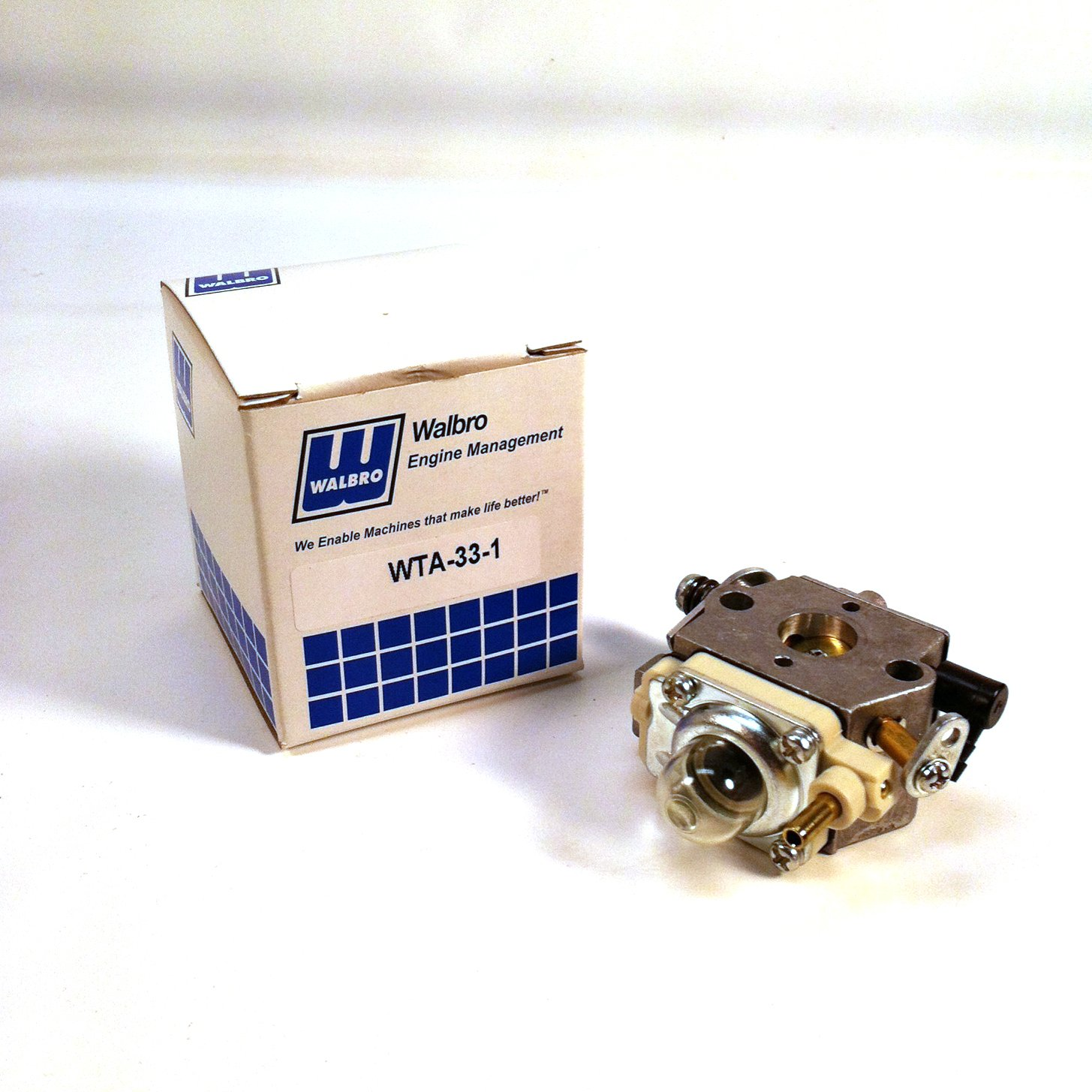 GENUINE Walbro WTA-33 Carburetor