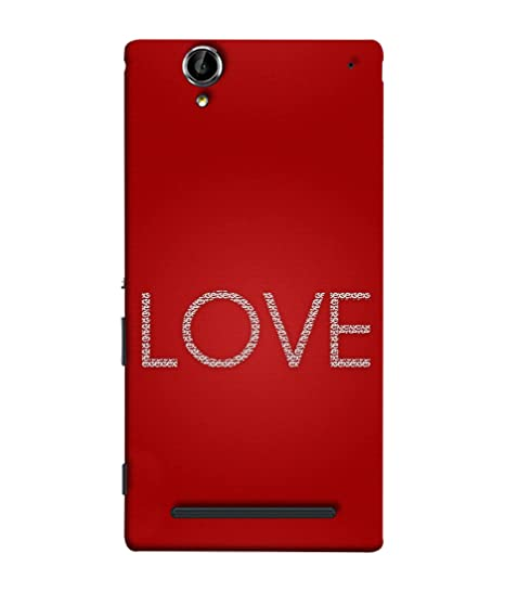 detailed look 086ed d00ae Printvisa Designer Back Cover for Sony Xperia T2 Ultra: Amazon.in ...
