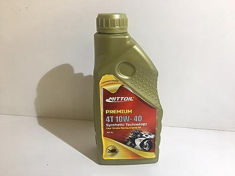 Aceite Motor 4T mittoil Premium 10 W 40 1 ...