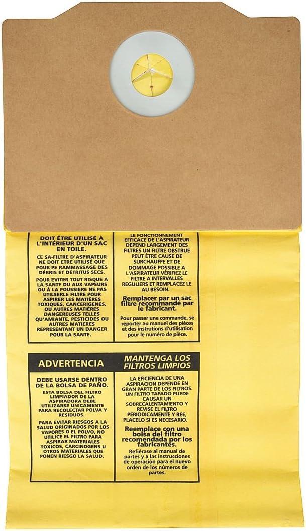 Filter Bag, PK5