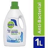 Dettol Antibacterial Laundry Sanitiser Fresh Cotton 1L,