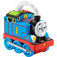 Thomas & Friends Storytime Thomas, Interactive Push-Along Train with Lights, Music and Stories for Toddlers and…