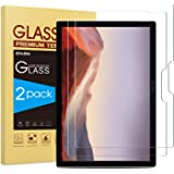 [2 Pack] Screen Protector for Surface Pro 7/Surface Pro 6 / Surface Pro (5th Gen) / Surface Pro 4, SPARIN Tempered Glass Screen Protector with Surface Pen Compatible/Scratch Resistant