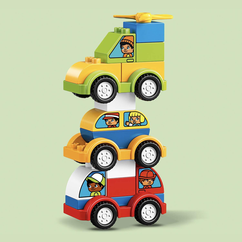 314871-LEGO-Duplo-I-miei-primi-veicoli-10886-B00EDTCHJ6 miniatura 5