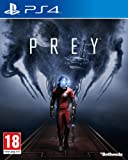 Bethesda Prey, PS4 Basic PlayStation 4 French video game - Video Games (PS4, PlayStation 4, FPS (First Person Shooter), RP (Rating Pending))