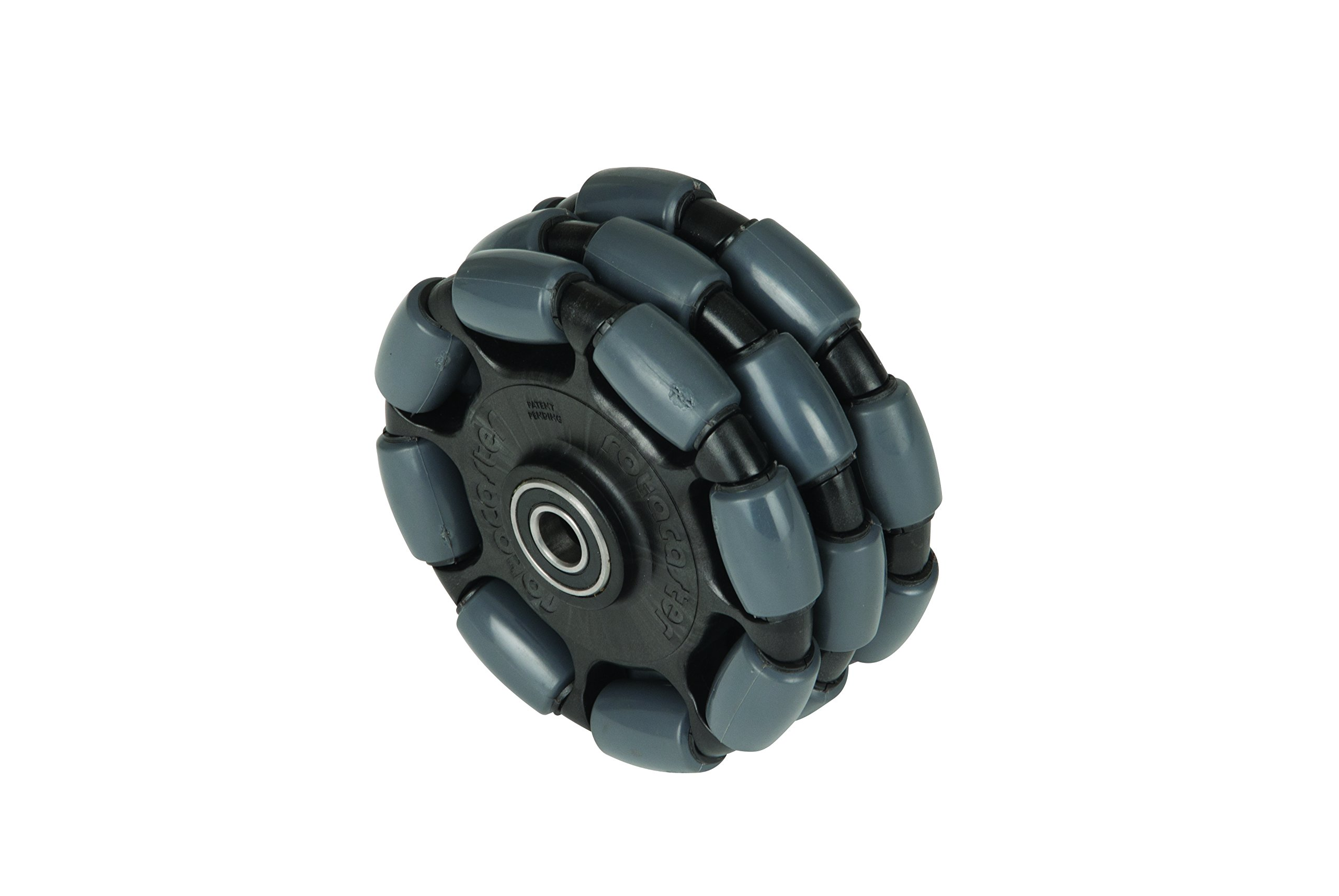 Magliner 130503 Rotacaster Triple Row Multi-Directional Wheels for Self-Stabilizing Hand Truck