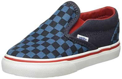 Image Unavailable. Image not available for. Color  VANS Toddlers  Checkerboard Slip-On ... a4df2c3b3