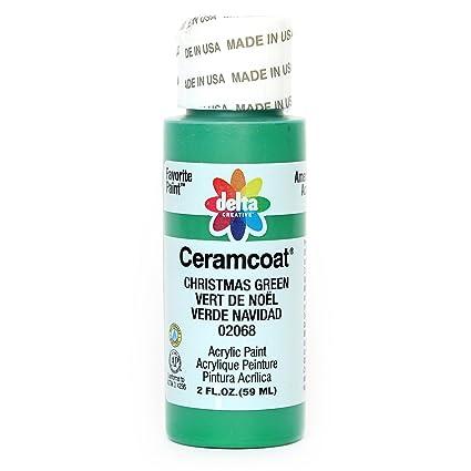 Amazon.com: Delta Creative Ceramcoat Acrylic Paint in Assorted ...